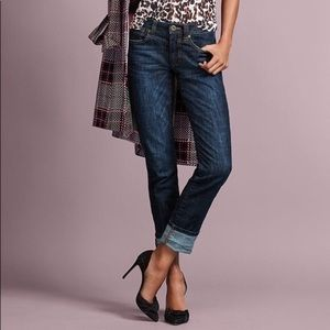 CAbi : High Straight Jeans